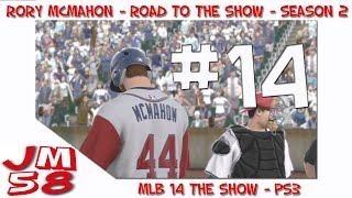 MLB 14 The Show: Road to the Show - Time For A Trade? - [Ep 14]