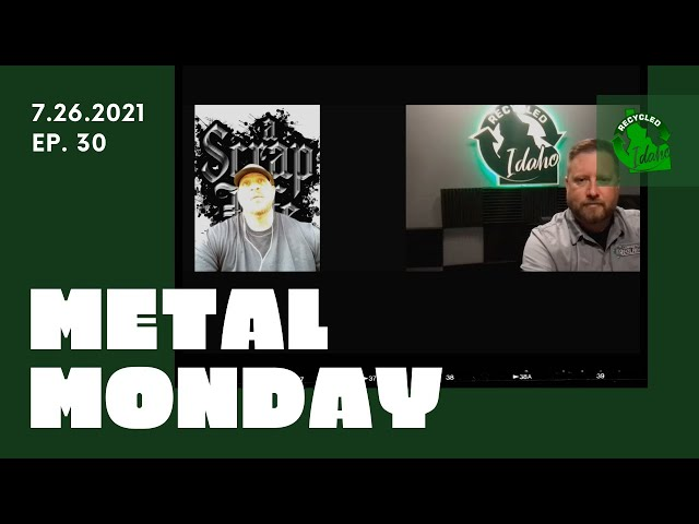 Metal Monday Episode #30 With Nick and Brett, July 26, 2021