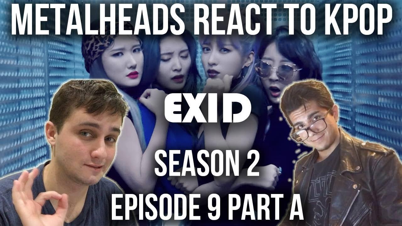 Happy Birthday Adam Season 2 Metalheads React To Kpop Episode