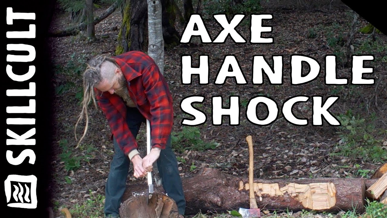 Lumber Jack Cant Handle The Axe 6
