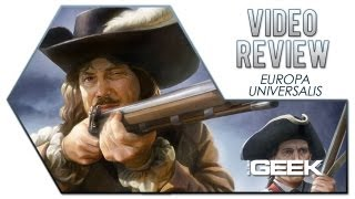 europa Universalis IV Video Review