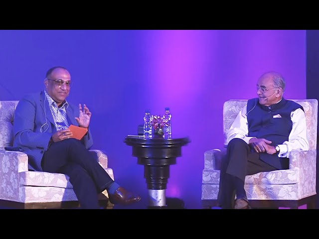 Gurcharan Das On Making A Life Vs. Making A Living with Pavan Choudary - Full Session
