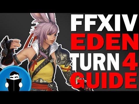 FFXIV Edens Gate Sepulture Raid Guide NO SPOILER
