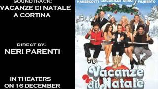 colonna sonora del film VACANZE DI NATALE A CORTINA