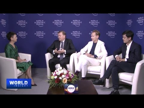 Summer Davos: Achieving Inclusive Growth in the Fourth Industrial Revolution