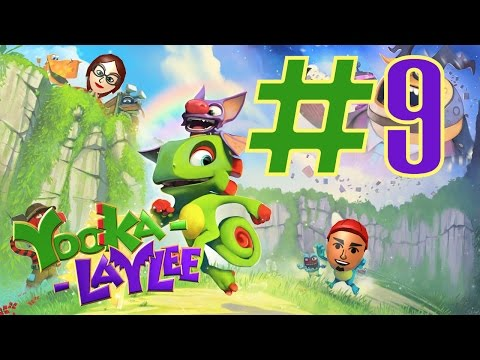 Games and Chill - Yooka-Laylee (9)  