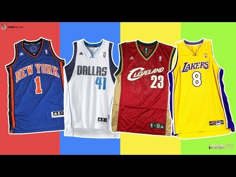 REAL VS FAKE NBA JERSEY - YouTube 8bceed724