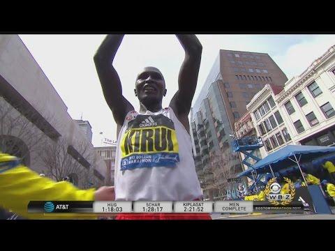 Geoffrey Kirui Wins Men's Title At Boston Marathon