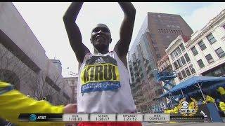 Geoffrey Kirui Wins Men