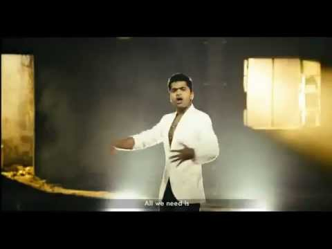 simbu Love Anthem For World Peace STR (official)