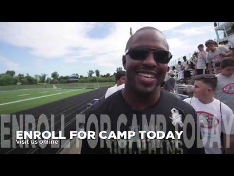 Miami Dolphins LB Jelani Jenkins' Football Camp