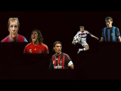Top Ten Defender in Football History