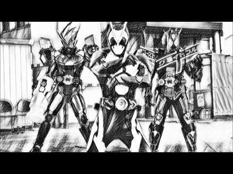仮面ライダーゼロワン変身音hq-kamen-rider-zero-one-henshin-sound-drawing-|-kamen-rider-zero-one