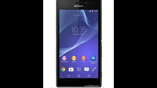 Hard Reset SONY XPERIA E1 & E1 DUAL D2004 D22105 D2114 with Software Sony Companion