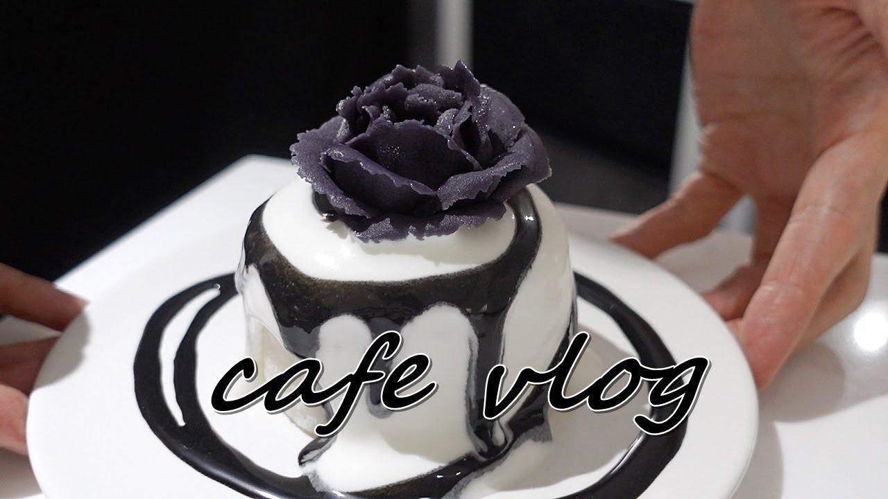 sub] 떡 찌는 카페 브이로그 🌸