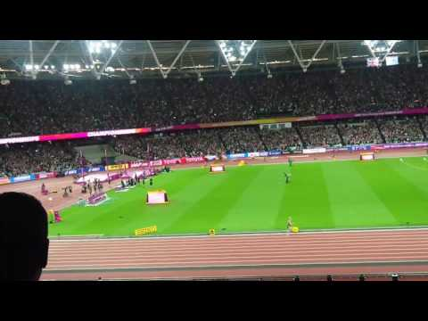 Mo Farah wins 10000 metres gold in London 2017 IAAF World Athletics Championships