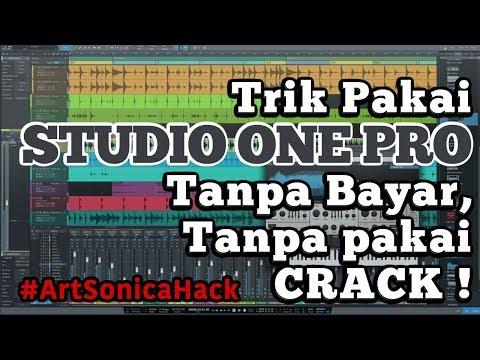 Pakai Studio One Pro FULL VERSION Gratis Selamanya Tanpa Crack #ArtSonicaHack 003