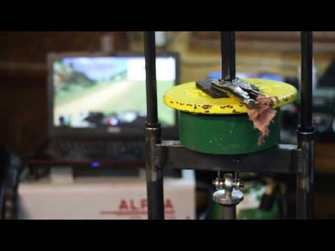 Thom Concept Linear Actuator: in game test with 25kg load