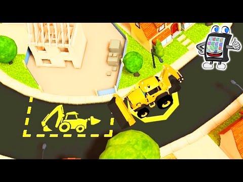 BOB DER BAUMEISTER Deutsch App BUILDCITY - Spiel für Kinder - App für Android & iOS