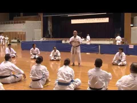 OKINAWA TRADITIONAL KARATE SEMINAR