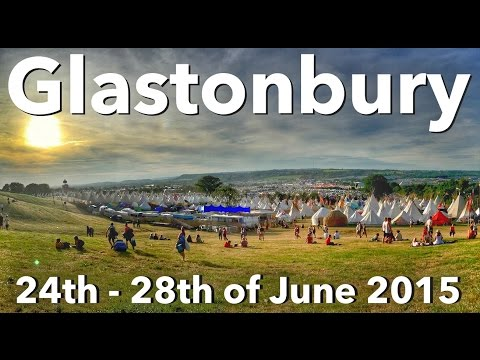The Glastonbury Festival - 2015