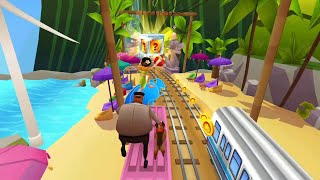 """Subway Surfers: Bali (Fabulous """"Friday"""" Super Mystery Boxes!) Gameplay On Android"""