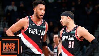 Portland Trail Blazers vs Minnesota Timberwolves Full Game Highlights | April 1, 2018-19 NBA Season