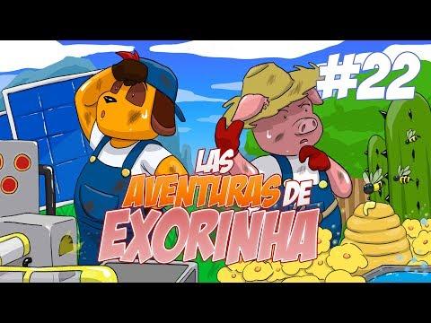 EL NETHER, EL SELLO Y EL FAIL - LAS AVENTURAS DE EXORINHA EP.22