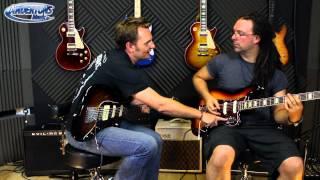 Bass VI Shootout - Squier Vintage Modified v Fender Pawn Shop Bass VI