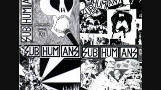 Subhumans EP-LP Complete Album