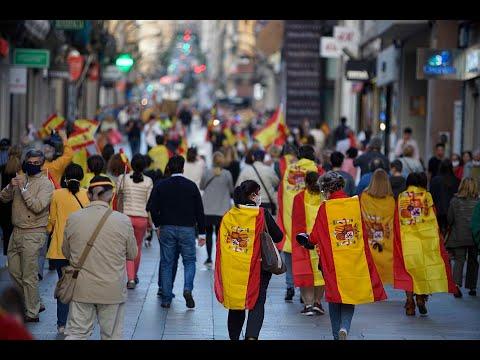 Las protestas contra el Gobierno llegan a Vigo