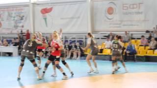 Woman Handball TV -  BNTU BelAZ - Gorodnichanka