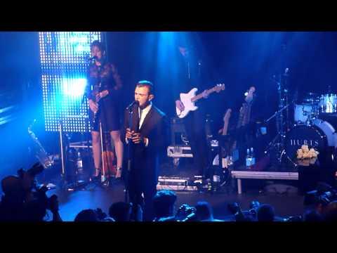 Hurts-Wonderful Life-Live-Rock City-Dot to Dot Festival Nottingham