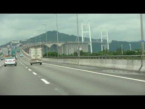 Humen Bridge - Humen City, Guangdong, Pearl River
