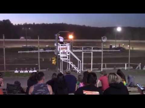 Hummingbird Speedway (7-7-18): BWP Bats Late Model Feature