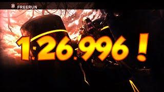 BO3 Freerun Blackout WR 1:26.996!!! (7/29/16) 1st Place!!!!!