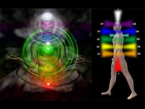 The Human Energy System:  The Aura, Chakras, Subtle Bodies