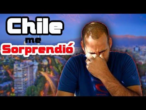 CHILE ME SORPRENDIÓ + NO PENSÉ HABLAR DE ESTO// mi experiencia 2 años en Chile
