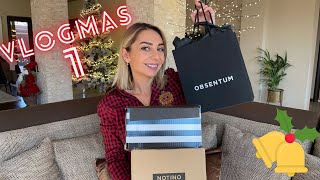 VLOGMAS 1 | HAUL BLACK FRIDAY🛍