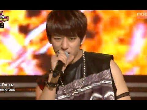 B.A.P - Badman, 비에이피 - 배드맨, Show Champion 20130911