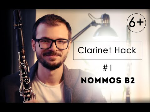 Clarinet Hack #1: Nommos B2 - Overview, Test & Comparison