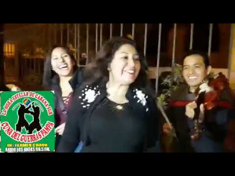 """NARANJITA DE SUCRE - EN RADIO LOS ANDES 99.5 FM Y LOS PREVIOS DEL """"SOLA SÓLITA SOLA""""..."""