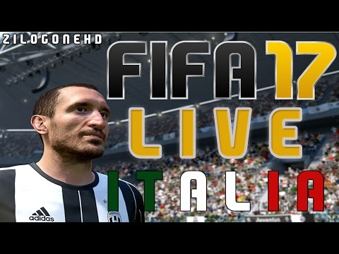 FIFA 17 - LET'S BUILD ITALIA!!! - FUT 17 - PACKS + VS SUBS - PS4