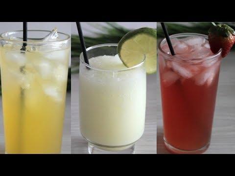 3 DRINKS COM VODKA | Have a Drink