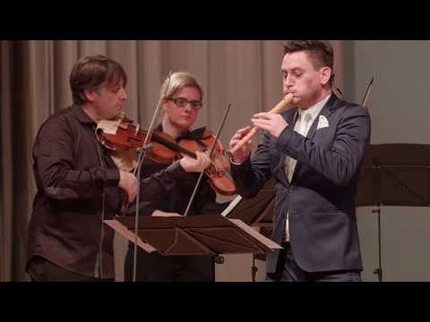 Antonio Vivaldi: Concerto RV 375 (Recorder) / Maurice Steger, Cappella Gabetta