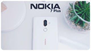 Nokia 7 Plus weiß | Geheimtipp Android One | Unboxing & Ersteindruck | deutsch