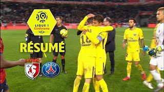 LOSC - Paris Saint-Germain (0-3)  - Résumé - (LOSC - PARIS) / 2017-18