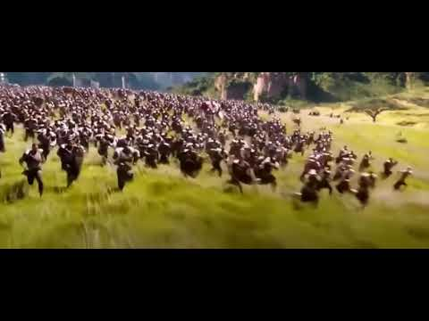 Avengers infinity war - wakanda fight scene thumbnail