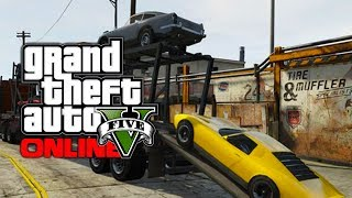 GTA 5 Online: Glitches, Removing Money & Adding Cars - Patch 1.09 Notes (GTA V)