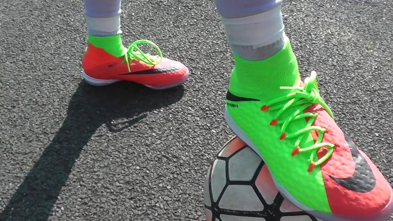 0508a291e Sam77 Nike Hypervenom Phantom 3 Review - YouTube